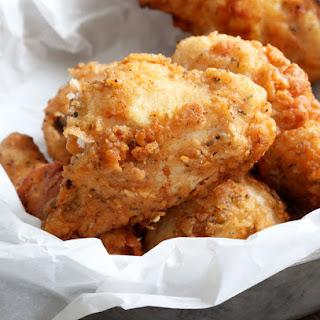 Gluten Free Fried Chicken KFC-Style.