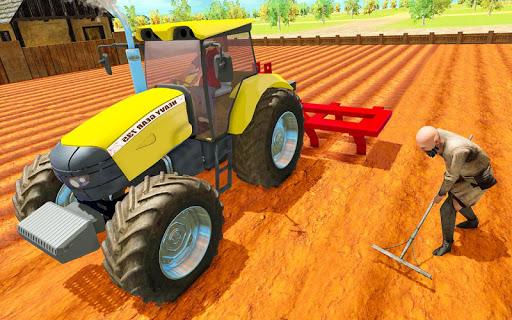 Modern Tractor Farming Simulator: Offline Games screenshots 16