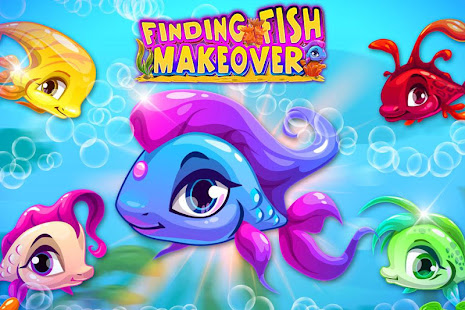 Download Little Fish Makeover For PC Windows and Mac apk screenshot 1