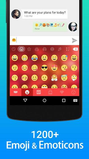 Emoji Keyboard 8.4.3 screenshots 2