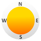 Sunshine Compass  Sun Path icon
