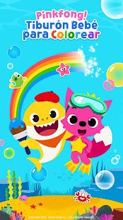 Pinkfong Tiburon Bebe Para Colorear Apps En Google Play