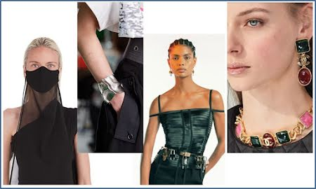 Sieraden- en accessoires trends lente/zomer 2021
