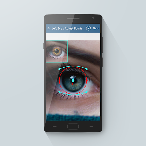 Eyes Color Changer - Camera 2018 for PC