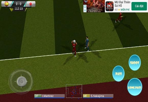 Playing Football 2020 android2mod screenshots 17