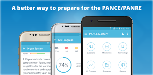 ★★★★★ Ace your PANCE & PANRE. Review 920+ exam-like practice questions & quizzes