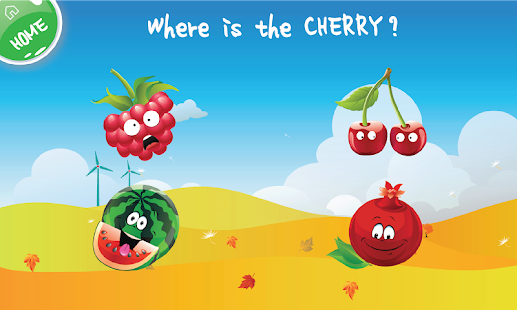 Free Download Learn Fruit Nmes:Quiz For Kids APK for Android