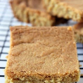 Brown Sugar Bar Cookies.