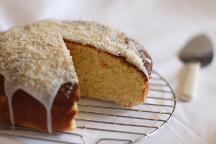 Coconut Buttermilk Pound Cake Recipe | Yummly