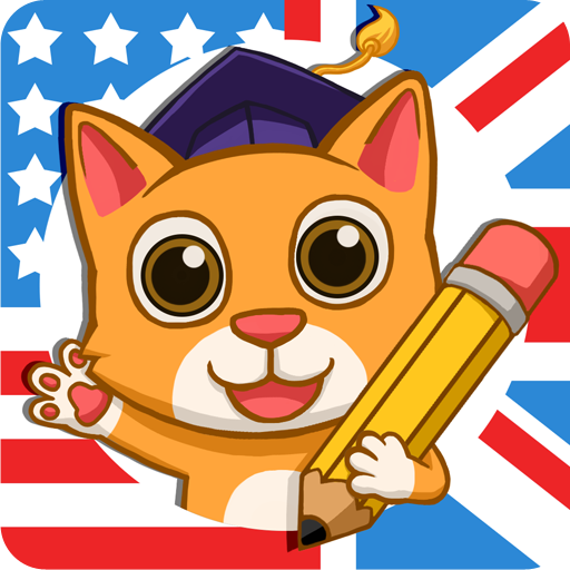 Fun English: Language Learning Games for Kids Icon