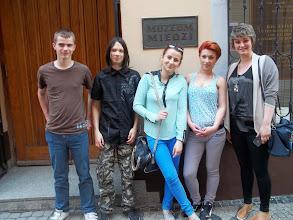 Photo: Wychodzimy do placówek kulturalnych