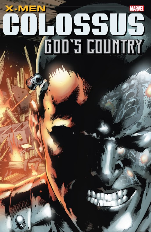 X-Men: Colossus: God's Country (2016)