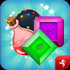 Dragon Adventure: Match 3 Puzzle da O'real acaba de chegar ao Google Play 1