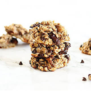 Flourless Banana Breakfast Cookies.