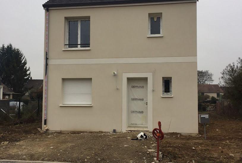 Vente Terrain + Maison - Terrain : 650m² - Maison : 69m² à Soignolles-en-Brie (77111)