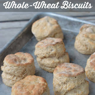 The Fluffiest Whole-Wheat Biscuits.