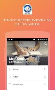 UniNow - Die App für's Studium - náhled