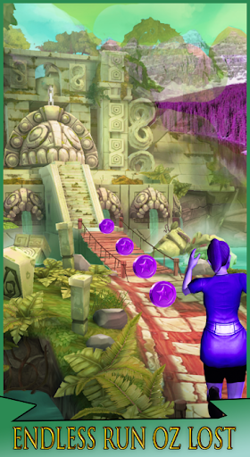 Endless Run Lost Temple Oz 4.0 screenshots 2