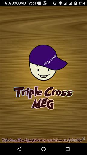 Triple Cross MEG lite