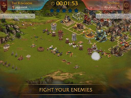 Rage War: Time Battles  screenshots 19