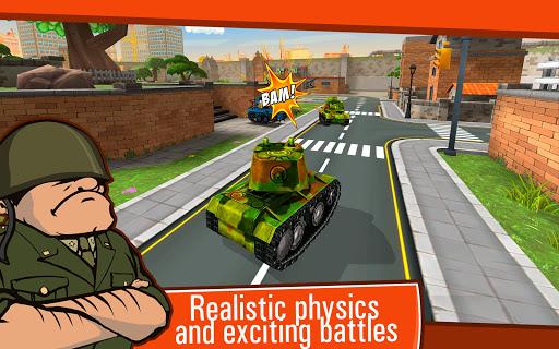Toon Wars: Awesome PvP Tank Games 3.62.3 screenshots 9
