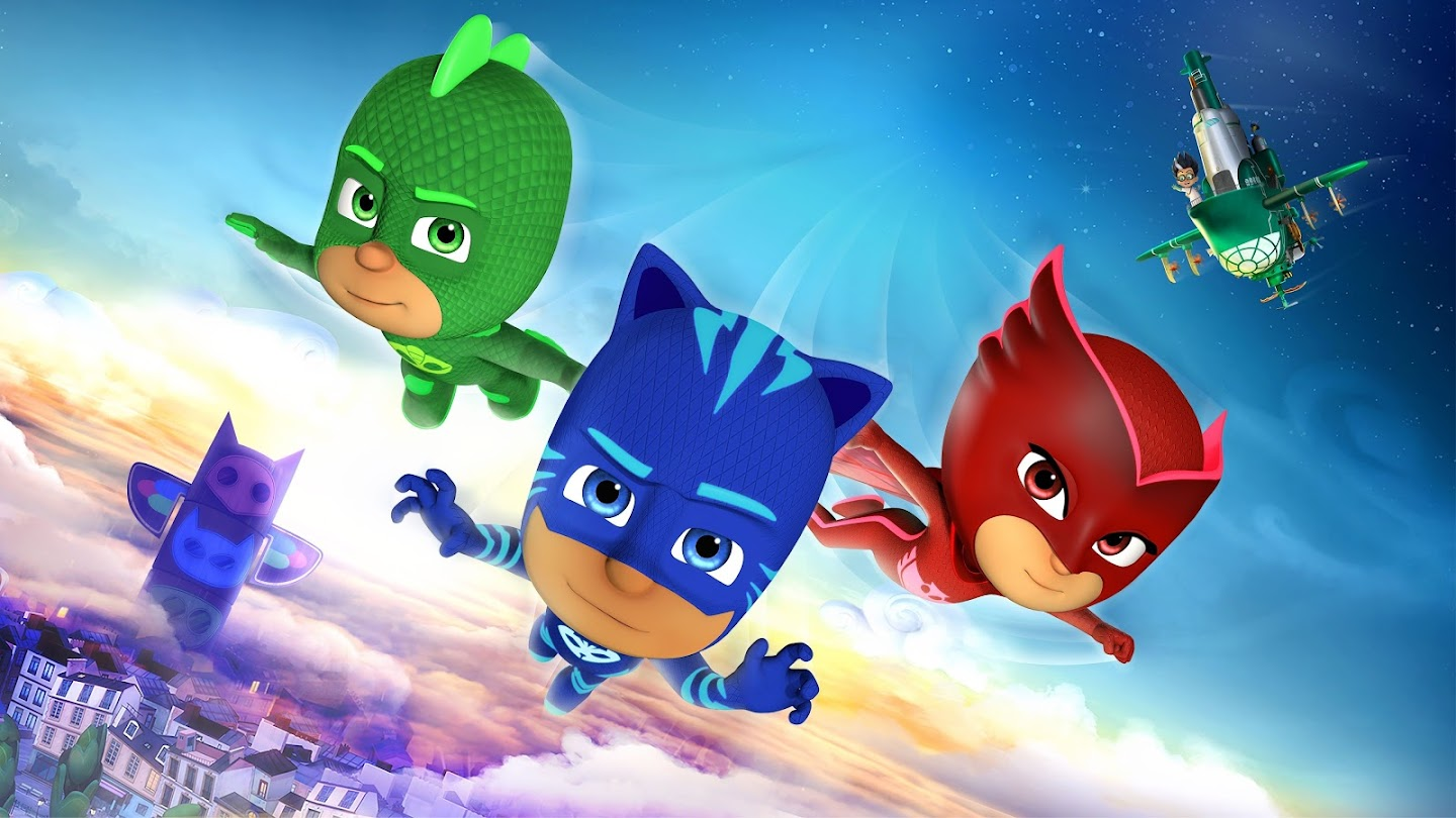 Watch PJ Masks live