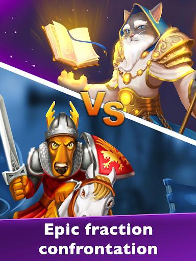 Animasters: Match3 PvP & RPG image   11