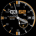 Lazer Racer Free Watch Face icon