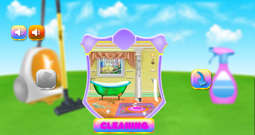 Bathroom cleaning: Games for girls apkdebit screenshots 1