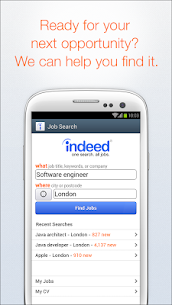 Indeed Job Search Apk Download For Android 1