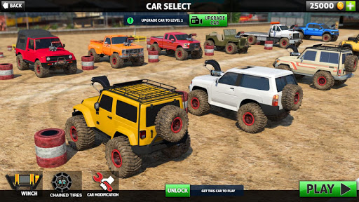 Off Road Monster Truck Driving - SUV Car Driving ss1