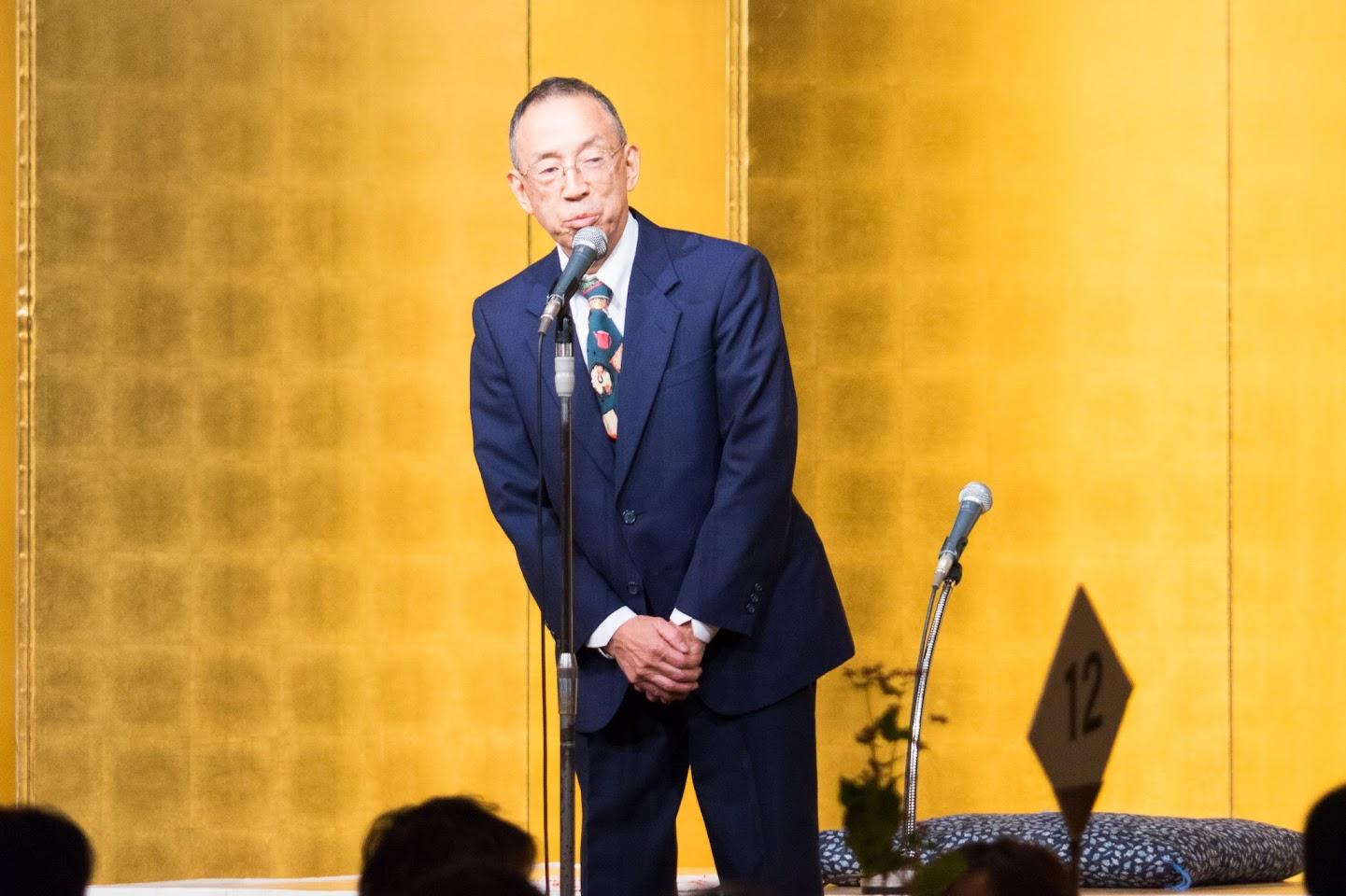 北海道麺類飲食業生活衛生同業組合 札幌支部・佐藤元治 支部長