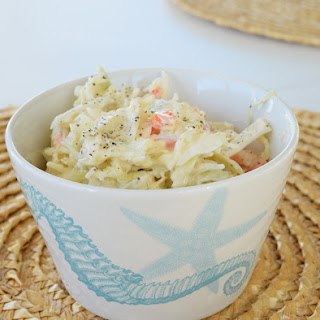 Coleslaw Heavy Cream Recipes