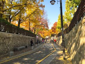 Photo: heading towards Samcheong-dong