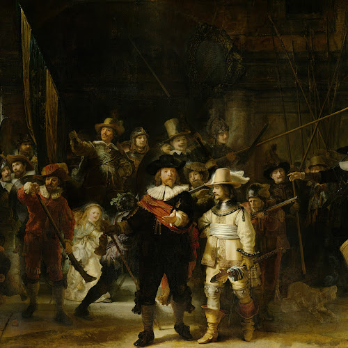 The Night Watch - Rijksmuseum Amsterdam