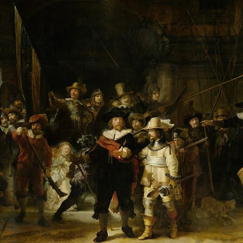 The Night Watch - Rijksmuseum Amsterdam
