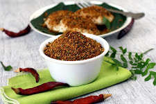 How to make Karam Podi