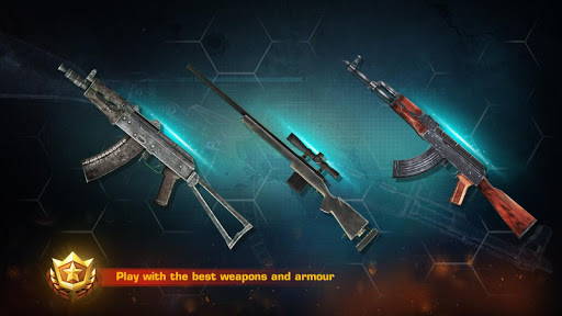 Modern Strike- Online TPS Game  captures d'u00e9cran 1