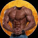 Body Builder :- Photo Suit icon