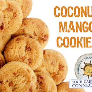 Coconut Mango Cookies.