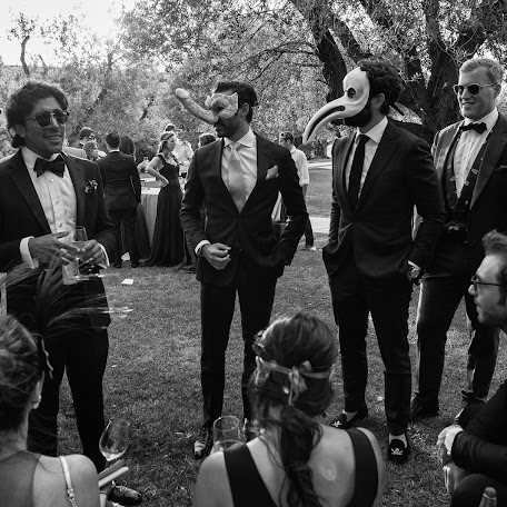 Wedding photographer Edgard De Bono (debono). Photo of 26.10.2017