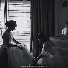 Kāzu fotogrāfs Ivan Lim (ivanlim). Fotogrāfija: 09.07.2018