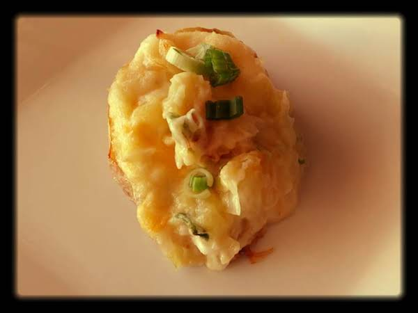 Colcannon Twice Baked Potatoes Recipe