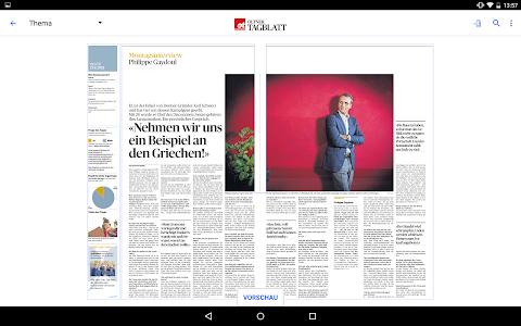 ot Oltner Tagblatt E-Paper screenshot 6