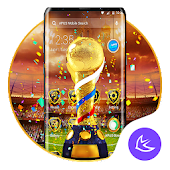 2018 Football Cup Theme Android APK Download Free By Cool Theme Team