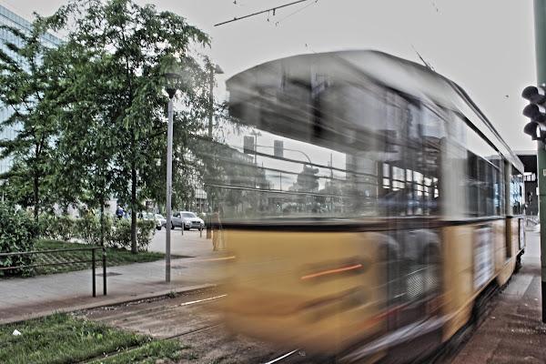 Milano sempre in movimento  di Principiante2018