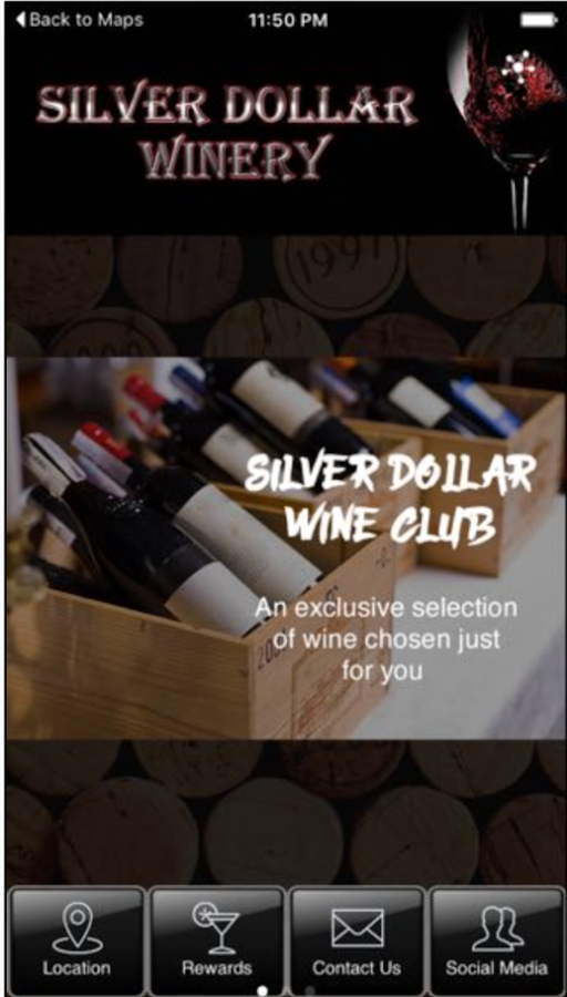 Silver Dollar Winery- screenshot