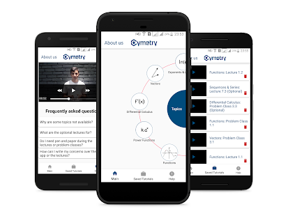 Cymetry: Learn High-school Mathematics Screenshot