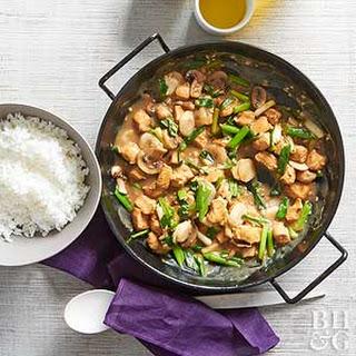 Garlic Chicken Stir-Fry Recipe
