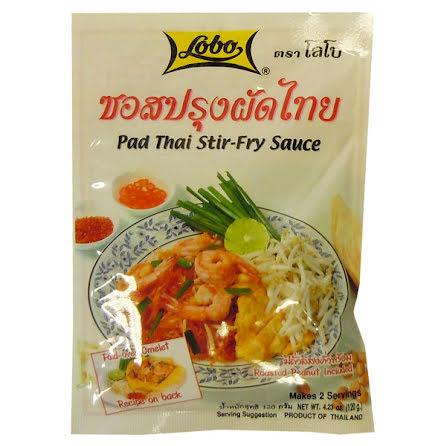 Pad Thai Stir-Fry Sauce 120 g Lobo